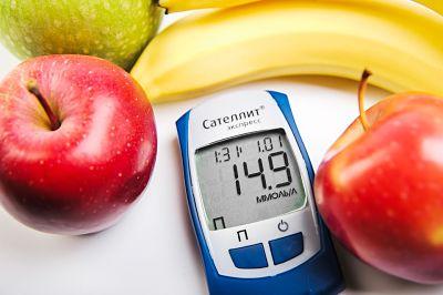 Medidor glucosa